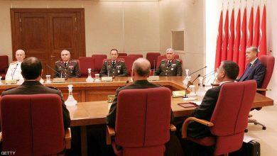 صورة أردوغان قام بترقية عقيد تركي مرتبط بـ«القاعدة»