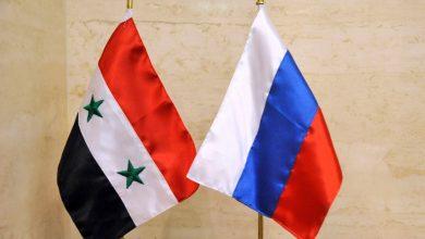 صورة دمشق وموسكو: لسورية الحق في ممارسة التجارة والاستثمارات بشكل حر ومستقل