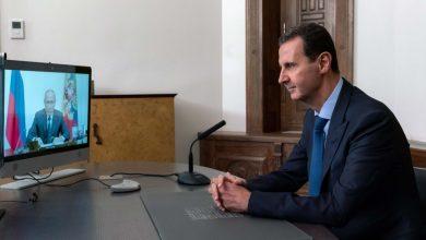 صورة الرئيس الأسد: قضية اللاجئين أولوية.. الرئيس بوتين: نعمل لتسوية طويلة الأمد