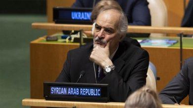 """صورة الجمعية العامة للأمم المتحدة تتبنى التصويت الإلكتروني ..الجعفري: """"سابقة"""" وما يجري مقلق للغاية"""