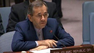 صورة طهران: أميركا منهمكة بنهب نفط وثروات الشعب السوري