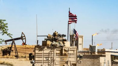 صورة الجعفري: يجري نهب الموارد السورية.. والاحتلال الأميركي يسعى لإضفاء الشرعية على التنظيمات الإرهابية
