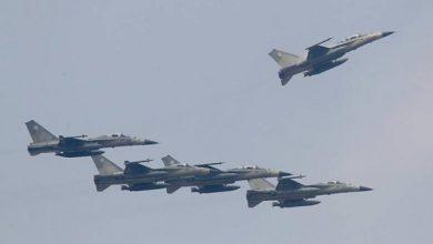 صورة طيران الاحتلال الإسرائيلي يحلق فوق الأراضي اللبنانية وينفذ غارات وهمية
