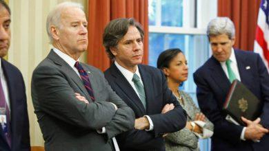 صورة بايدن يعلن تعيين وزير الخارجية ومستشار الأمن القومي ومندوب الأمم المتحدة