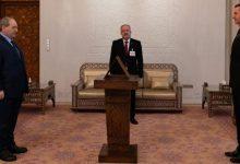 صورة أمام الرئيس الأسد.. الدكتور المقداد يؤدي اليمين الدستورية وزيراً للخارجية والمغتربين