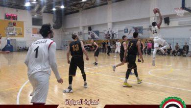 صورة منتخبنا بكرة السلة يتغلب على فولغا الروسي