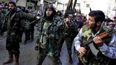 صورة ميليشيا «جيش الإسلام» تؤكد مقتل أبرز مؤسسي نظيرتها «فيلق الشام»