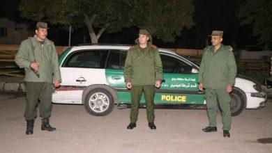 صورة القبض على أحد أخطر مروجي المخدرات في دمشق