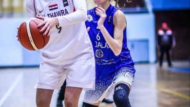 صورة في دوري سيدات السلة.. الفوز الأول للوحدة
