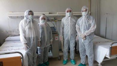 صورة المشفى الوطني بالسويداء يوسع استيعاب قسم العزل