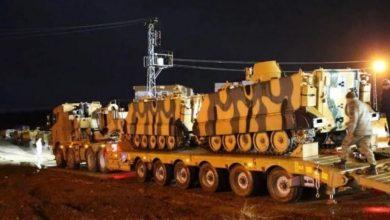 صورة الاحتلال التركي يواصل انسحابه من نقطة مراقبة «الصرمان» بإدلب