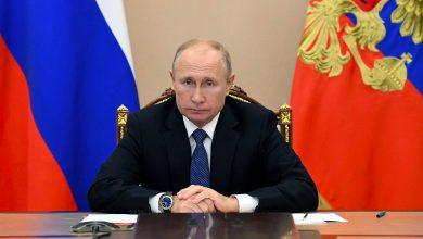 """صورة بوتين يهنئ بايدن على فوزه.. """"من جانبي، أنا جاهز للتعاون والتواصل معك"""""""