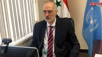 صورة سورية تؤكد وجوب إغلاق ملف الكيميائي فيها بشكل نهائي