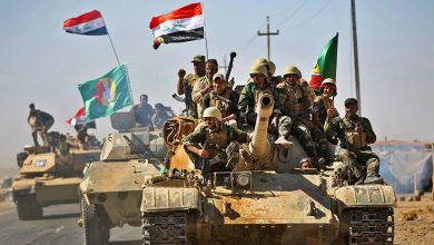 """صورة الحشد الشعبي العراقي يطلق عملية أمنية ضد خلايا """"داعش"""" غرب نينوى"""
