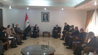 صورة وزير التعليم العالي: نسعى لتوقيع برنامج تنفيذي للتعاون العلمي والبحثي بين الجامعات السورية والإيرانية