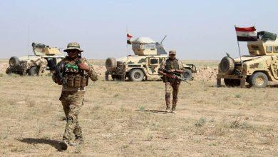 """صورة القوات العراقية تنهي بنجاح اليوم الأول من العملية الأمنية ضد """"داعش"""" في صلاح الدين"""