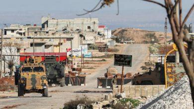 صورة جيش الاحتلال التركي يواصل الانسحاب من نقطة مراقبة «الراشدين» بحلب