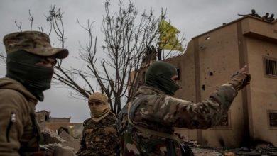 """صورة هجمات متفرقة على مواقع """"قسد"""" بريفي الرقة ودير الزور ومقتل 8 من مسلحيها"""