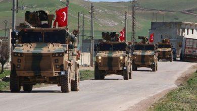 """صورة الاحتلال التركي يفكك نقطة مراقبة """"الصرمان"""" التاسعة في """"خفض التصعيد"""""""