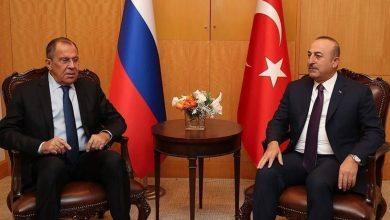صورة لافروف يثمن توجه تركيا نحو تعزيز التعاون العسكري مع روسيا