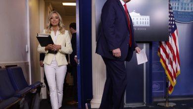 صورة البيت الأبيض يعلن موقف ترامب من قرار المجمع الانتخابي بتنصيب بايدن رئيسا