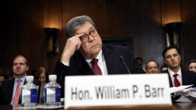 صورة وزير العدل الأمريكي يوجه ضربة قاسية لترامب