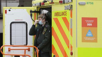 """صورة صحيفة """"إندبندنت"""" : القطاع الصحي في بريطانيا يعاني.. والكوادر الطبية على وشك الانهيار"""