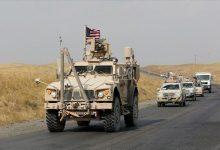 صورة انفجار عبوات ناسفة يستهدف رتلا للقوات الأمريكية جنوب العراق
