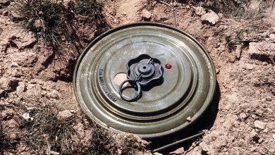 صورة استشهاد طفلين وإصابة 10 آخرين بانفجار لغم في الشيخ مسكين بريف درعا