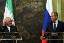 صورة لافروف: موسكو لن تسمح باستفزاز إيران والدفع باتجاه مواجهة.. ظريف: يجب أن تمضي قدماً العملية الدستورية في سورية