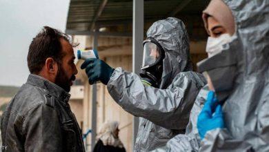 صورة 344 حالة مشتبه بإصابتها بكورونا استقبلها مشفى أباظة بالقنيطرة في ستة أشهر