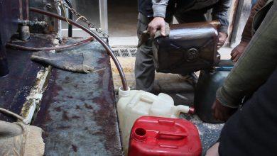 صورة زيادة مخصصات حمص 5 طلبات مازوت و 2.5 بنزين يوميا
