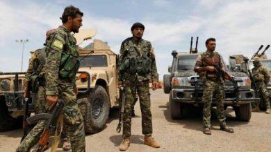 """صورة مقتل 4 عناصر من """"قسد"""" بهجمات متفرقة في الحسكة ودير الزور"""