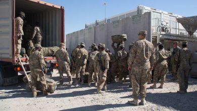 صورة تمهيداً لسحبها بالكامل.. واشنطن تخفض عدد قواتها في أفغانستان والعراق إلى 2500
