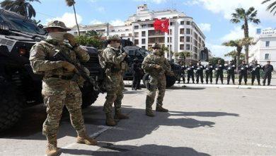 صورة بعد موجة الاحتجاجات.. الجيش التونسي ينتشر في عدد من الولايات