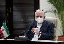 صورة وزير الخارجية الإيراني يوجه رسالة للإدارة الأمريكية الجديدة