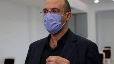 صورة وزير الصحة مصابا بكورونا.. ولبنان يعلن أعلى حصيلة وفيات يومية