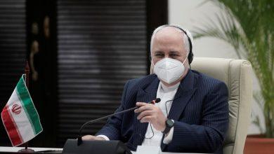 صورة ظريف لواشنطن: إذا كان قصدكم تخويف إيران فلا تهدروا ملياراتكم!