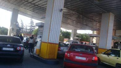 """صورة تحسن إيرادات حلب من البنزين ينهي العمل """"الجمعة"""" بالإجراءات المؤقتة لتوزيعه"""