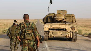 صورة الجيش السوري يقضي على المجموعة الإرهابية التي اعتدت على حافلات دير الزور – تدمر