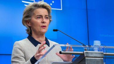 """صورة المفوضية الأوروبية: أصبح لنا صديق في البيت الأبيض.. ومستعدون لـ""""فجر جديد"""" مع واشنطن"""