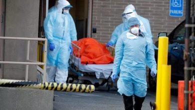 """صورة مسؤول بريطاني: الأسابيع المقبلة ستكون الأسوأ وعدد الموتى """"مروع للغاية"""""""