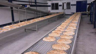 صورة حتى الأفران الحكومية تتلاعب بوزن الخبز في حلب!