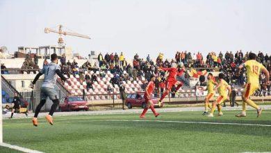 صورة في الدوري الكروي الممتاز صراع النقطة وصراع الهدف