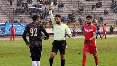 صورة حطين يرفض عقوبات اتحاد كرة القدم