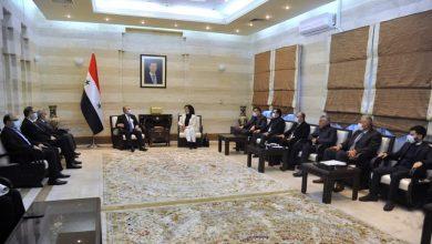 صورة ماذا دار بين نواب اللاذقية ورئيس الحكومة؟