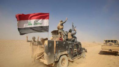صورة الجيش العراقي والحشد الشعبي ينفذان عملية أمنية مشتركة في الأنبار