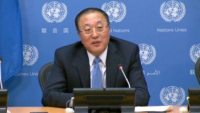 صورة الصين: الإجراءات القسرية الغربية أثرت على حياة السوريين ونطالب بإلغائها