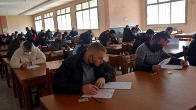 صورة 966 مسرحاً تقدم لامتحان مسابقة المسرحين في جامعة البعث بحمص و58 تغيبوا عنها