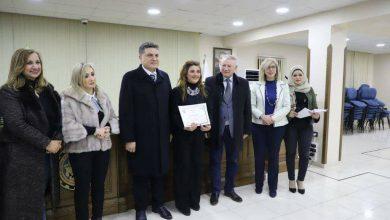"""صورة """"نساء ماهرات"""" يختتم دورته السادسة لتنمية مهارات إدارة مشاريع سيدات أعمال حلب"""